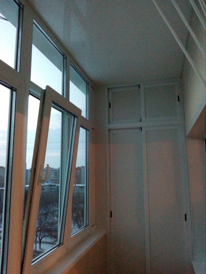 Лоджия под ключ на 9 этаже. Фото 4