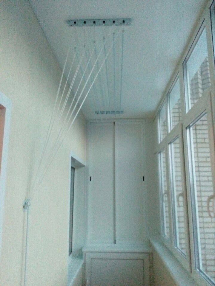 Лоджия под ключ на 9 этаже. Фото 5