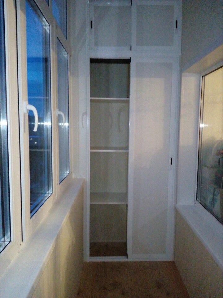 Лоджия под ключ на 9 этаже. Фото 6