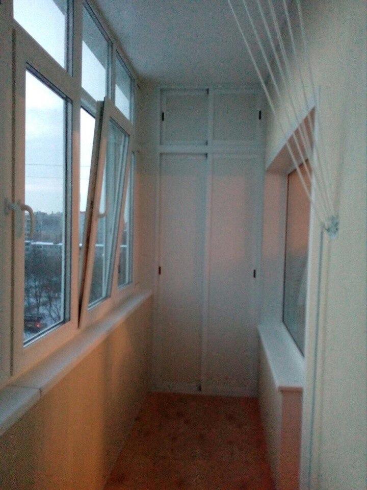 Лоджия под ключ на 9 этаже. Фото 7