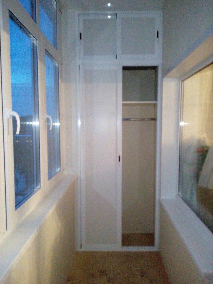 Лоджия под ключ на 9 этаже. Фото 8