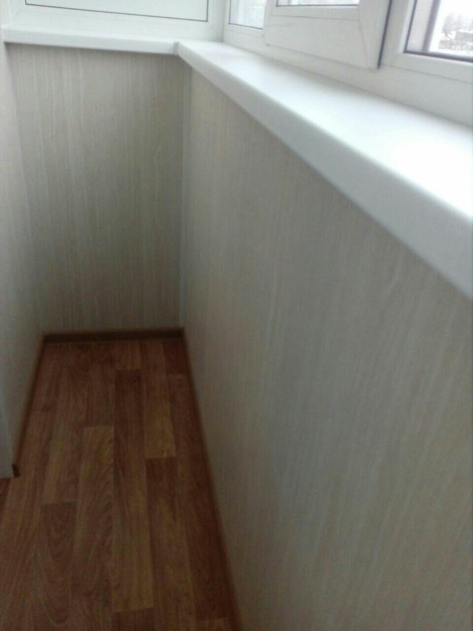Балкон под ключ в новых домах на Скуратово. Фото 4