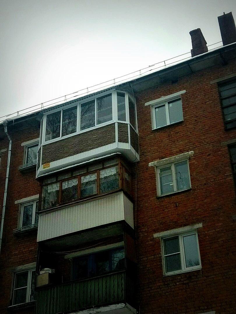Комплексная отделке балкона. Фото 2