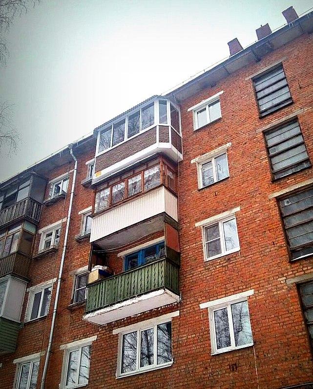 Комплексная отделке балкона. Фото 3