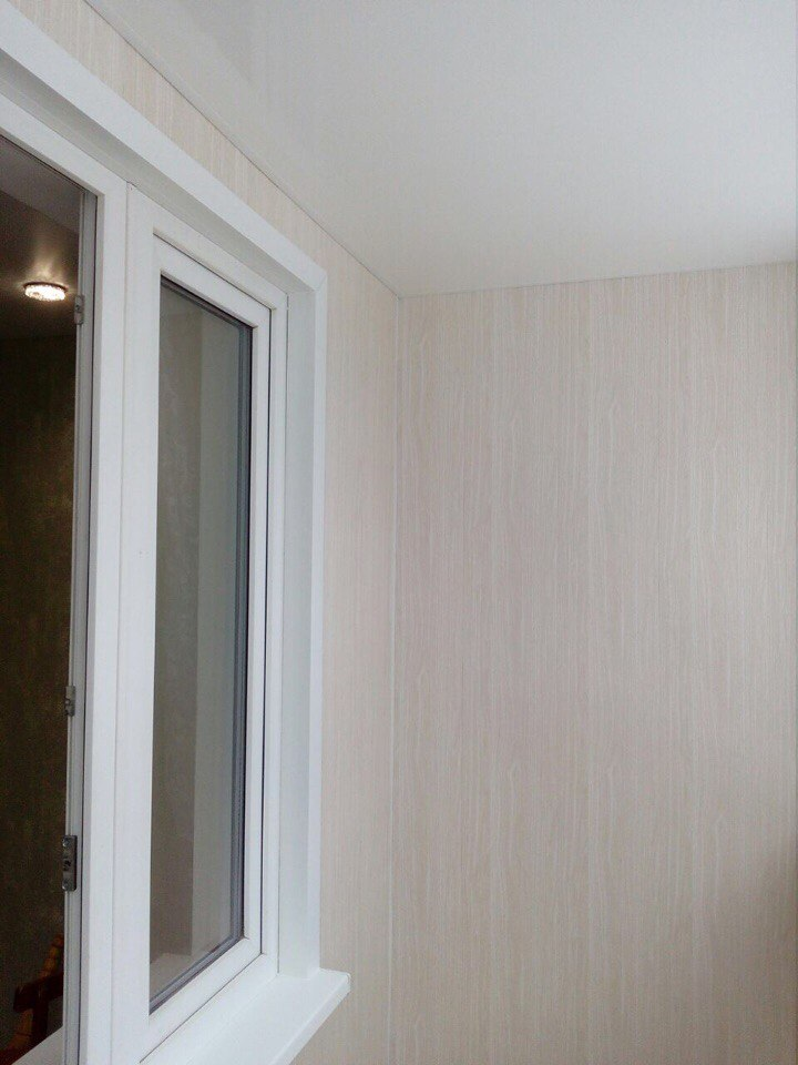 Остекление и отделка панелями. мкр.Левобережны. Фото 10